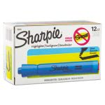 sharpie-accent-tank-style-highlighter-chisel-tip-blue-12pk-san25010