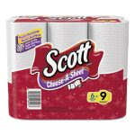 Scott Choose-A-Sheet 1-Ply Kitchen Paper Towels, 102/Roll, 24 Rolls (KCC16447)