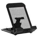Rolodex Adjustable Mobile Device Mesh Stand, Black (ROL1866297)
