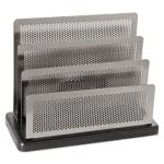 Rolodex Mini Sorter, Three Stepped Sections, 7 1/2 x 3 1/2 x 5 3/4 (ROLE23572)