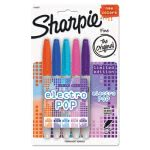 sharpie-1919847-fine-electro-pop-marker-assorted-5-markers-san1919847