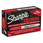 sharpie-1927433-extreme-fine-point-marker-red-12-markers-san1927433