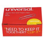 universal-nonskid-paper-clips-jumbo-silver-1-000-paper-clips-unv72240