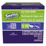 Swiffer 33407 Dry Cloth Refills, White, 32 Cloths (PGC33407)