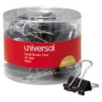 universal-small-binder-clips-3-8-capacity-3-4-wide-40-pack-unv11140