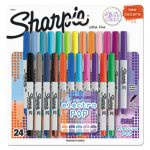 sharpie-1927351-ultra-fine-electro-pop-marker-assorted-24-markers-san1927351
