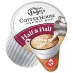 International Delight Coffee House Half & Half .375oz, 384 Creamers (ITD0102041)