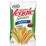 Sensible Portions Veggie Straws, Sea Salt, 1 oz Bag (CST30357)
