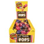 Tootsie Roll Tootsie Pops, 0.76 oz, Assorted Flavors, 100/Box (TOO1014965)