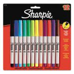 sharpie-permanent-markers-fine-point-assorted-colors-12-markers-san37175pp