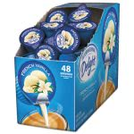International Delight French Vanilla Creamer, .4375 oz, 48 Creamers (ITD02282)