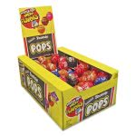 Tootsie Roll Tootsie Pops, 0.6 oz, Assorted Flavors, 100/Box (TOO0508)