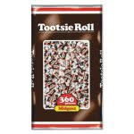 Tootsie Roll Midgees, Original, 38.8oz Bag, 360 Pieces (TOO7806)