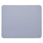 3M Precise Mouse Pad, Nonskid Repositionable Adhesive Back, Gray (MMMMP200PS)