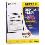 c-line-ticket-holders-stitched-both-sides-clear-8-12-x-11-25box-cli46911