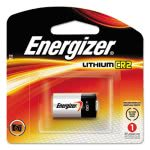Energizer e2 Lithium Photo Battery, CR2, 3Volt, 1 Battery/Pack (EVEEL1CR2BP)