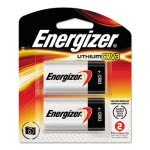 Energizer e2 Lithium Photo Battery, CRV3, 3V, 2/Pack (EVEELCRV3BP2)