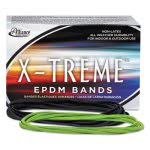 Alliance X-Treme EPDM Bands, Lime Green, 175 Bands (ALL02005)