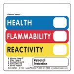 labelmaster-label-2-x-2-health-flammability-reactivity-500-roll-lmtal501