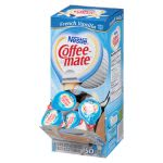 Coffee-mate Liquid Creamers, French Vanilla, 0.375-oz., 200 Cups (NES35170CT)