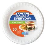 hefty-soak-proof-foam-plates-8-7-8-diameter-white-50-pack-rfpd28850