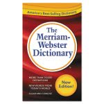 the-merriam-webster-dictionary-11th-edition-paperback-960-pages-mer2956