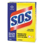 S.O.S Steel Wool Soap Pads, 180 Pads (CLO 88320)