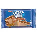 Kellogg's Pop Tarts, Brown Sugar Cinnamon, 3.52oz, 2/Pack, 6 Packs (KEB31132)