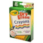 crayola-dry-erase-crayons-washable-assorted-8-per-pack-cyo985200
