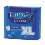 medline-fitright-protective-underwear-xl-56-68-waist-20-pack-miifit23600a