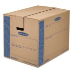 Moving/Storage Box, Extra Strength, Large, 18w x 24d x 18h, Kraft (FEL0062901)