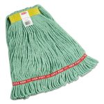 rubbermaid-a111-web-foot-wet-mop-heads-green-small-6-mops-rcpa111gre