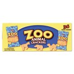 Austin Zoo Animal Crackers, Original, 2 oz Pack, 36 Packs/Box (KEB827545)