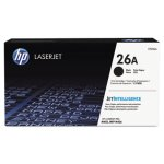 HP 26A, (CF226A) Black Original LaserJet Toner Cartridge (HEWCF226A)