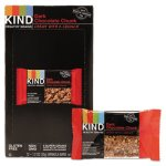 Kind Healthy Grains Bar, Dark Chocolate Chunk, 1.2 oz, 12/Box (KND18082)