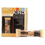 Kind Nuts and Spices, 1.4 oz Caramel Almond & Sea Salt Bar, 12/Bx (KND18533)