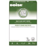 Boise Copy Paper, 92 Brightness, 11 x 17, White, 2500 Sheets (CASOX9007)