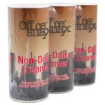 Office Snax Powdered Non-Dairy Creamer, 12 oz Canister, 3 Canisters (OFX00020G)