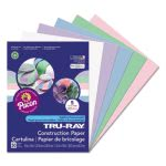 pacon-construction-paper-76-lbs-9-x-12-assorted-pastel-50-sheets-pac6568