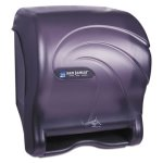 san-jamar-oceans-smart-essence-electronic-towel-dispenser-black-sjmt8490tbk