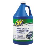 Zep Mold & Mildew Stain Remover w/ Bleach, Gallon, Each (ZPEZUMILDEW128E)