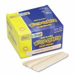 chenille-natural-wood-craft-sticks-jumbo-size-6-x-3-4-500-sticks-ckc377601