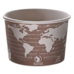 Eco-products Laminated Soup Containers, 8 oz, 1000/Carton (ECOEPBSC8WA)