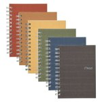 Mead Recycled College Ruled Notebook, Perforated, 5 X 7,  (MEA45186)