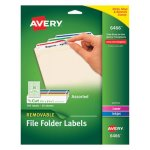 avery-removable-filing-labels-for-inkjet-laser-assorted-750-per-pack-ave6466