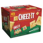 Cheez-It Crackers Single Serve Bags, White Cheddar, 45 Bags (KEB10892)