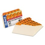 oxford-laminated-index-card-guides-daily-15-tab-manila-31set-oxf03532