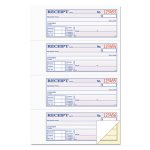 Tops Receipt Books, 2-3/4 x 7 1/8, Two-Part Carbonless, 400 Sets/Book (TOP46816)