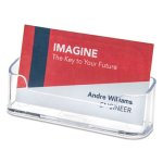 deflect-o-horizontal-business-card-holder-50-card-cap-clear-def70101