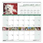 house-of-doolittle-puppies-monthly-wall-calendar-12-x-12-2018-hod3651